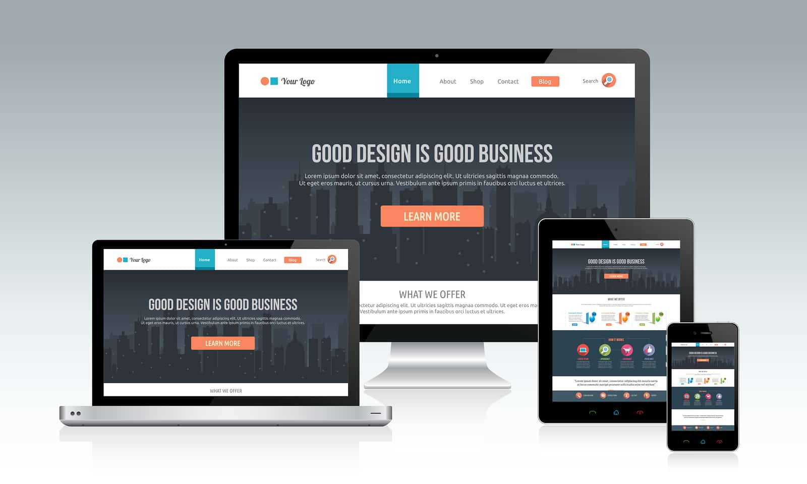6 Reasons Why Your Website Should Be Responsive